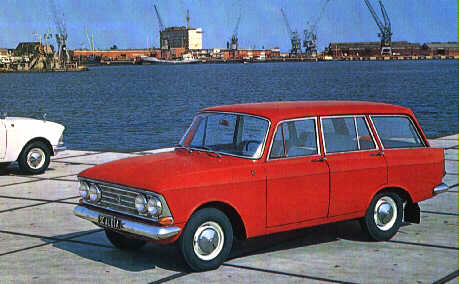 Moskvich 408 - 8
